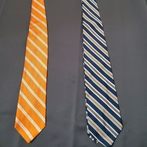 Brooks Brothers Pure Silk Neck Ties
